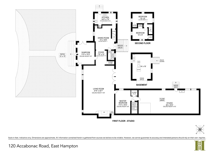 120 Accabonac Road, East Hampton, $999,000, Web #: 5137