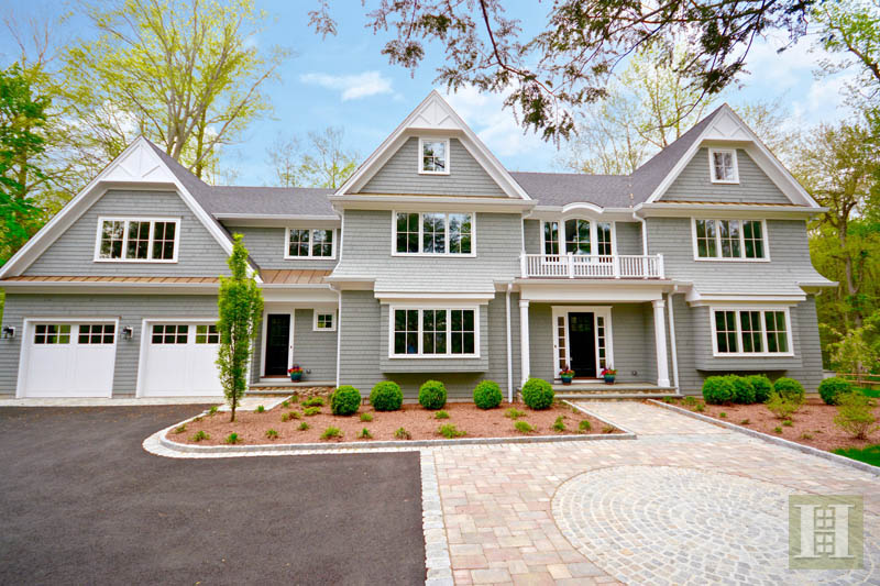 Single Family Home for Sale at 23 WATERBURY LANE Darien, Connecticut,06820 United States