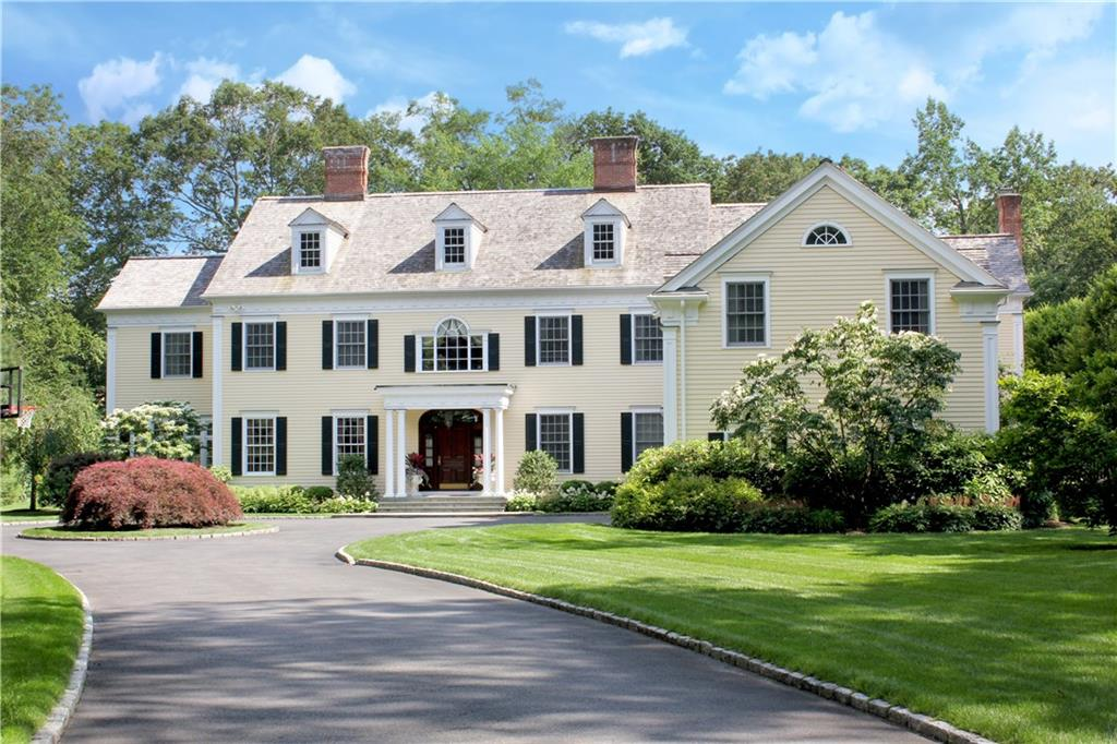Villa per Vendita alle ore 440 MICHIGAN ROAD New Canaan, Connecticut,06840 Stati Uniti