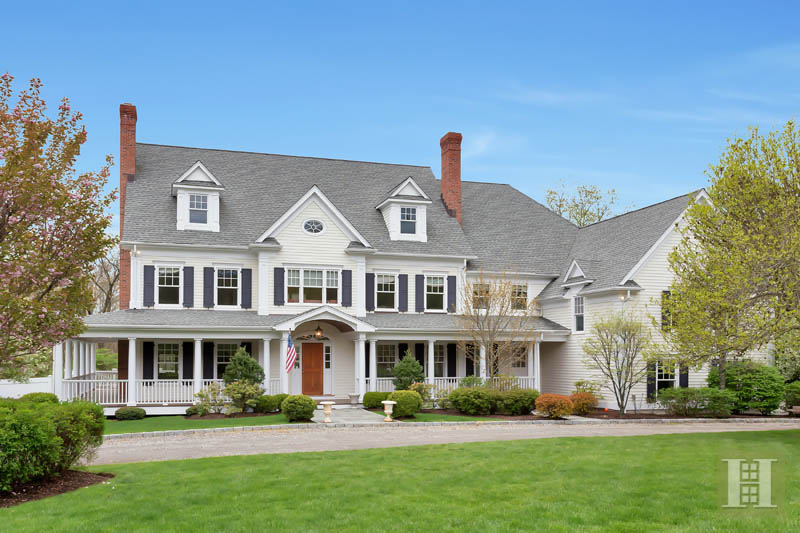 Casa Unifamiliar por un Venta en 87 BUCKINGHAM RIDGE ROAD Wilton, Connecticut,06897 Estados Unidos