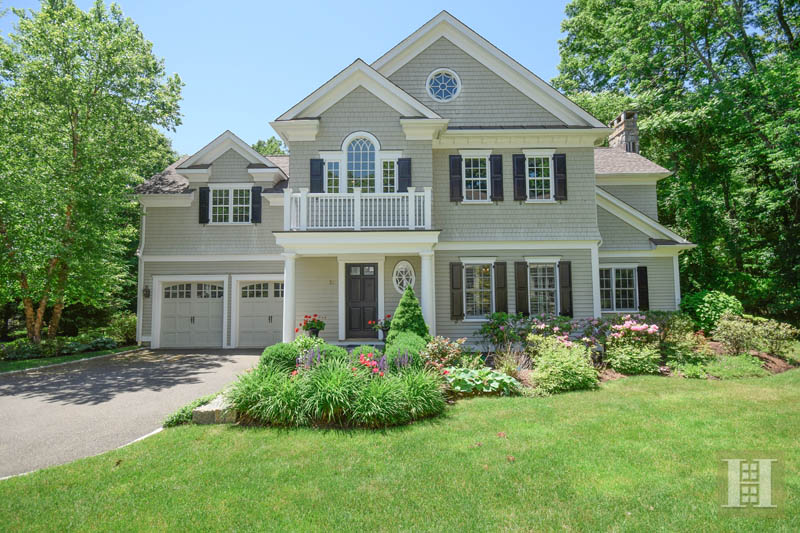 Single Family Home for Sale at 35 OLD STAMFORD ROAD New Canaan, Connecticut,06840 United States