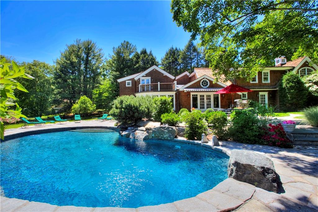 Vivienda unifamiliar por un Venta en 783 VALLEY ROAD New Canaan, Connecticut,06840 Estados Unidos