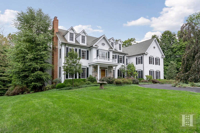 Single Family Home for Sale at 20 LUKES WOOD ROAD New Canaan, Connecticut,06840 United States