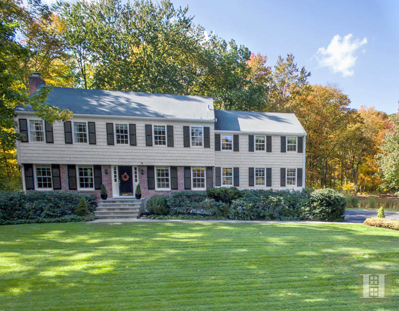 Single Family Home for Sale at 9 HIDDEN MEADOW LANE New Canaan, Connecticut,06840 United States