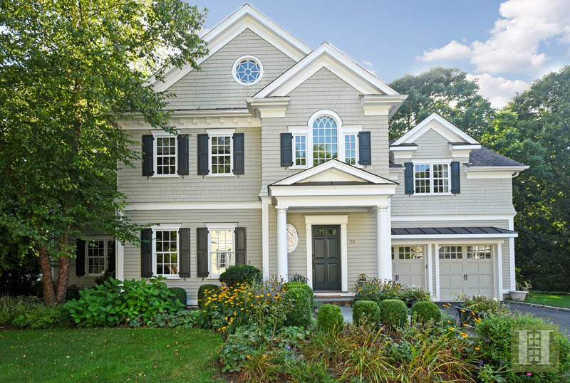 Single Family Home for Sale at 33 OLD STAMFORD ROAD New Canaan, Connecticut,06840 United States
