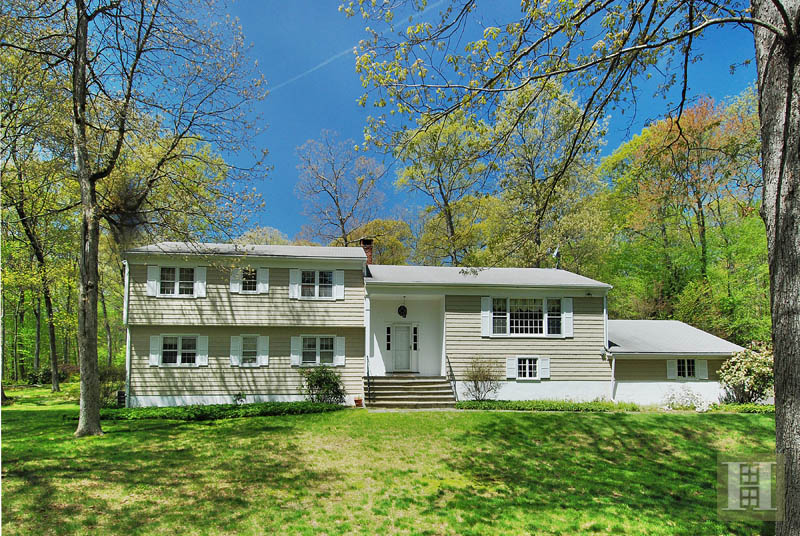 Casa Unifamiliar por un Venta en 154 SOUTH BALD HILL ROAD New Canaan, Connecticut,06840 Estados Unidos