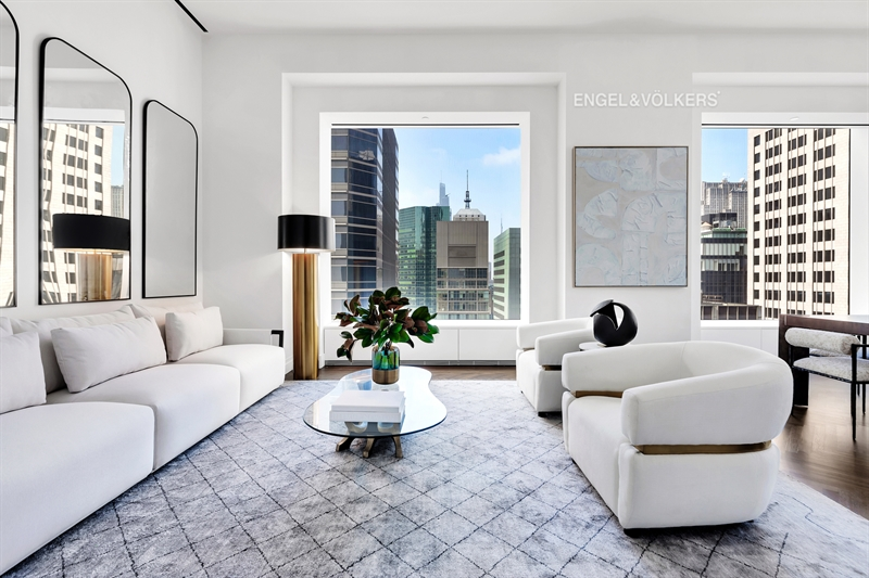 432 Park Ave, Midtown East, NYC, 10022, $8,800,000, Property For Sale, Halstead Real Estate, Photo 2