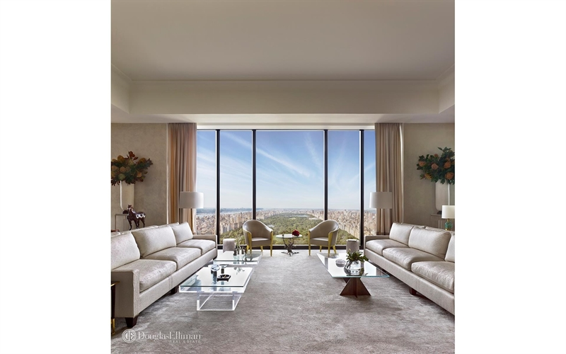 West 57th Street, Midtown West, NYC, 10019, $28,500,000, Property For Sale, Halstead Real Estate, Photo 1