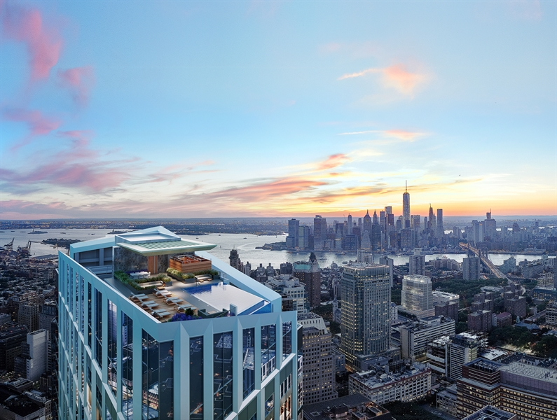 One Willoughby Street, Downtown Brooklyn, Brooklyn, NY, 11201, $1,183,890, Property For Sale, Halstead Real Estate, Photo 24