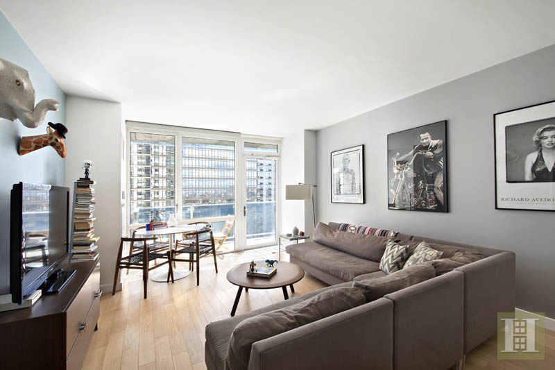 22 North 6th Street 19a, Williamsburg, Brooklyn, NY, 11249, $995,000, Sold Property, Halstead Real Estate, Photo 1