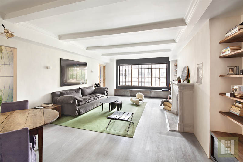 Exquisite Prewar Home, Greenwich Village, NYC, 10003, $2,550,000, Sold Property, Halstead Real Estate, Photo 2