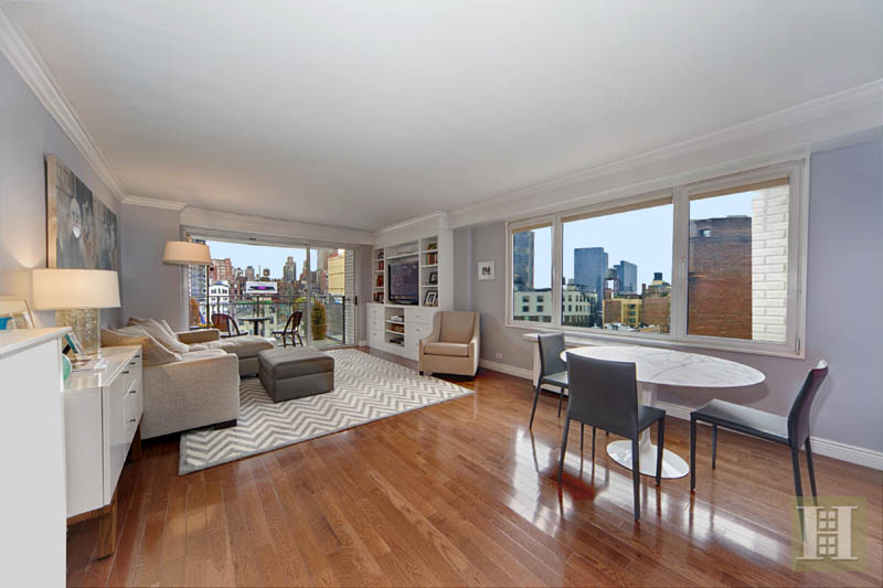 303 East 57th Street 6j, Midtown East, NYC, 10022, $650,000, Sold Property, Halstead Real Estate, Photo 1