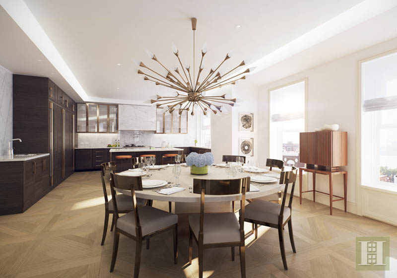 498 West End Avenue 11A, Upper West Side, NYC, $9,475,000, Web #: 11802735