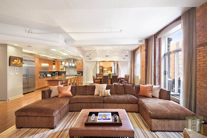 Dramatic Doorman Condo Loft, Chelsea, NYC, 10011, $5,950,000, Sold Property, Halstead Real Estate, Photo 1