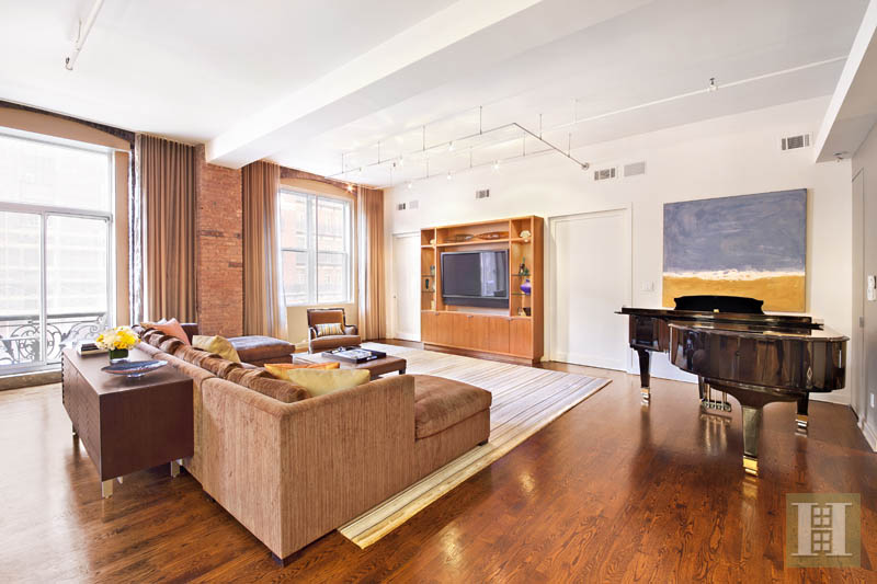 Dramatic Doorman Condo Loft, Chelsea, NYC, 10011, $5,950,000, Sold Property, Halstead Real Estate, Photo 2