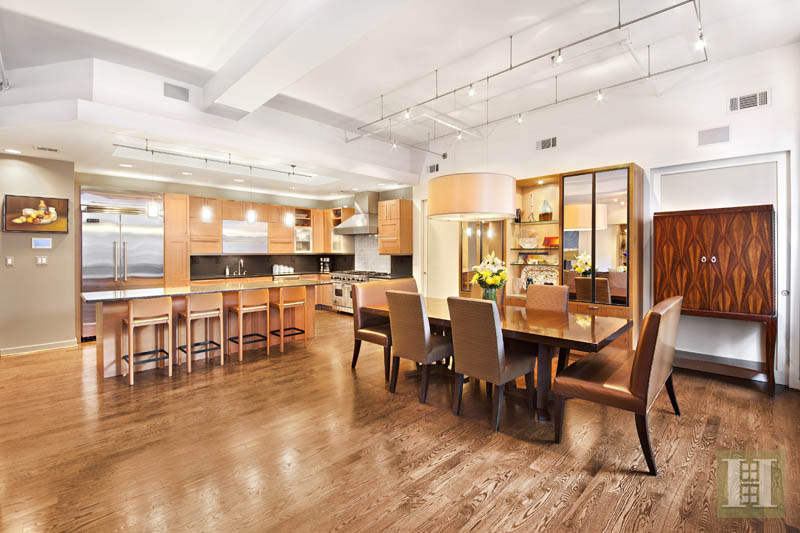 Dramatic Doorman Condo Loft, Chelsea, NYC, 10011, $5,950,000, Sold Property, Halstead Real Estate, Photo 3