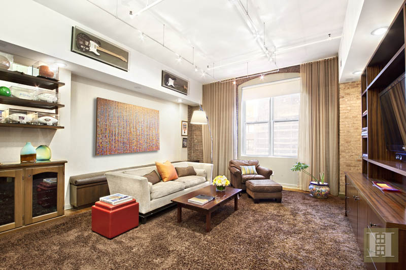 Dramatic Doorman Condo Loft, Chelsea, NYC, 10011, $5,950,000, Sold Property, Halstead Real Estate, Photo 6
