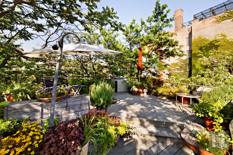 Penthouse Oasis, Chelsea, NYC, 10011, $1,300,000, Sold Property, Halstead Real Estate, Photo 1