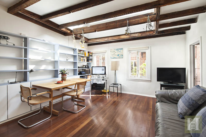 Penthouse Oasis, Chelsea, NYC, 10011, $1,300,000, Sold Property, Halstead Real Estate, Photo 2