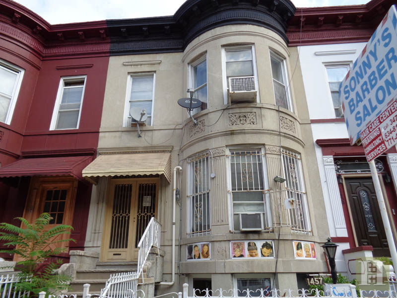 1457 Sterling Place, Crown Heights, Brooklyn, NY, 11213, $795,000, Sold Property, Halstead Real Estate, Photo 1