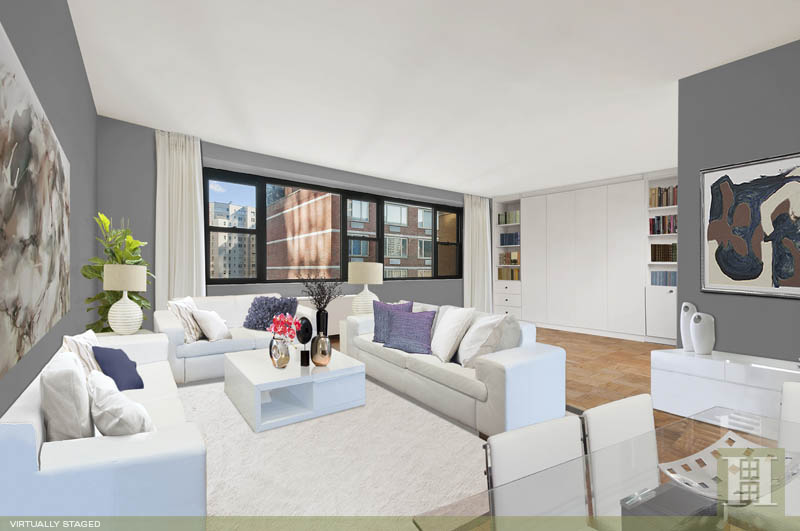 165 West 66th Street 14R, Upper West Side, NYC, $559,000, Web #: 13181507