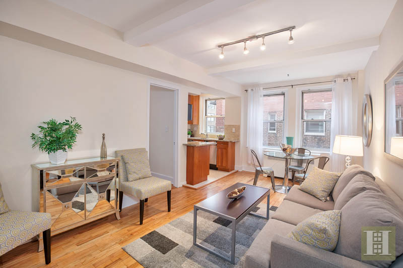 333 East 43rd Street 916, Midtown East, NYC, 10017, $535,000, Sold Property, Halstead Real Estate, Photo 1