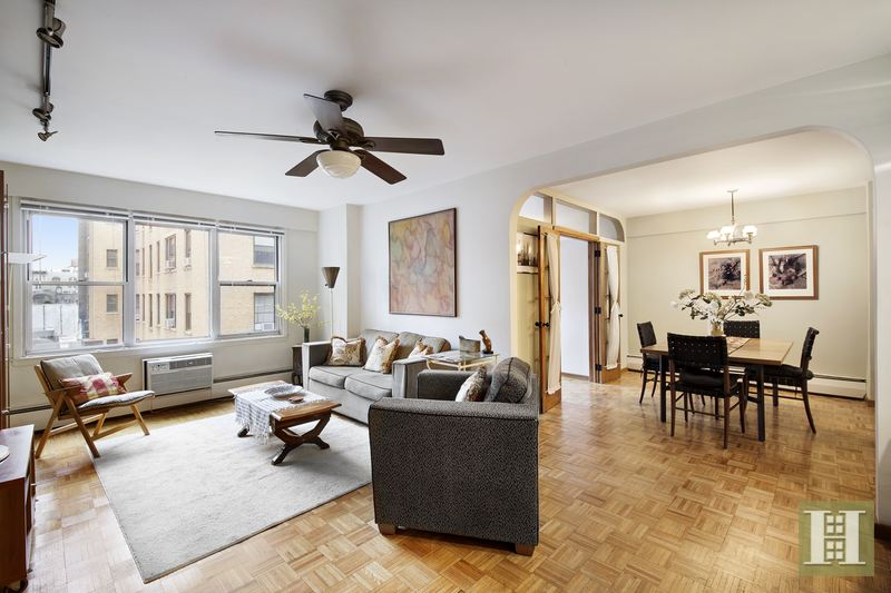 308 West 103rd Street, Upper West Side, NYC, 10025, $1,200,000, Sold Property, Halstead Real Estate, Photo 1