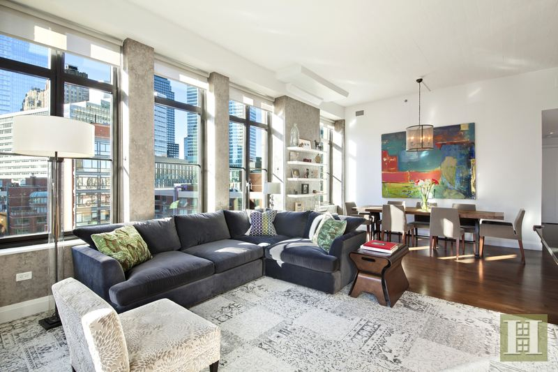 SUN-BLASTED Corner Loft, Tribeca, NYC, 10013, $4,500,000, Sold Property, Halstead Real Estate, Photo 1