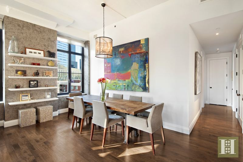 SUN-BLASTED Corner Loft, Tribeca, NYC, 10013, $4,500,000, Sold Property, Halstead Real Estate, Photo 6