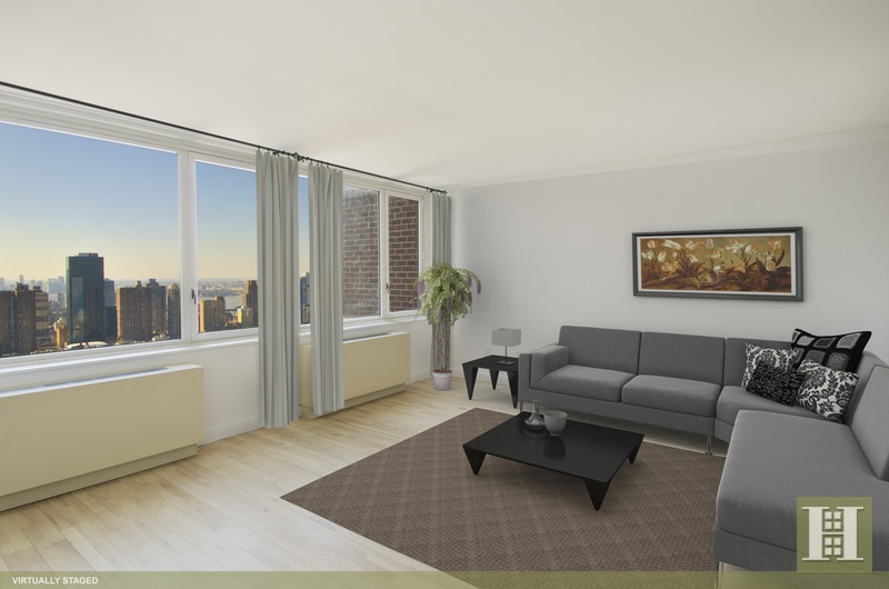 322 West 57th Street, Midtown West, NYC, $9,200, Web #: 14265197