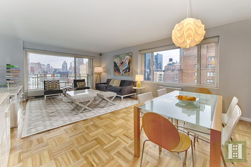 303 East 57th Street 9j, Midtown East, NYC, 10022, $745,000, Sold Property, Halstead Real Estate, Photo 1