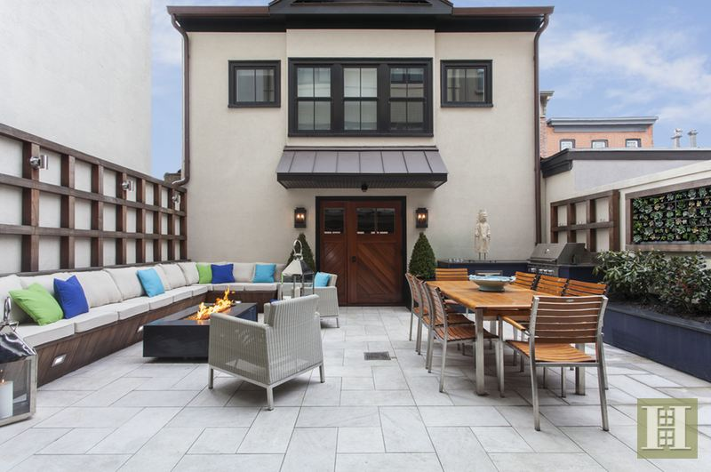 504 Hudson Street, Hoboken, New Jersey, 07030, $6,500,000, Sold Property, Halstead Real Estate, Photo 11