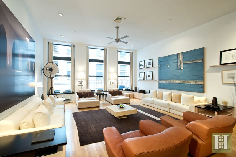 Stunning Tribeca Loft, Tribeca, NYC, 10013, Price Not Disclosed, Rented Property, Halstead Real Estate, Photo 1
