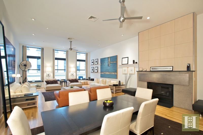 Stunning Tribeca Loft, Tribeca, NYC, 10013, Price Not Disclosed, Rented Property, Halstead Real Estate, Photo 2