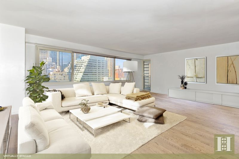 303 East 57th Street 11e, Midtown East, NYC, 10022, $575,000, Sold Property, Halstead Real Estate, Photo 1