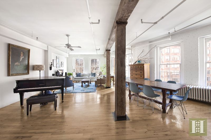 Pure Tribeca Charm, Tribeca, NYC, 10013, $3,650,000, Sold Property, Halstead Real Estate, Photo 1