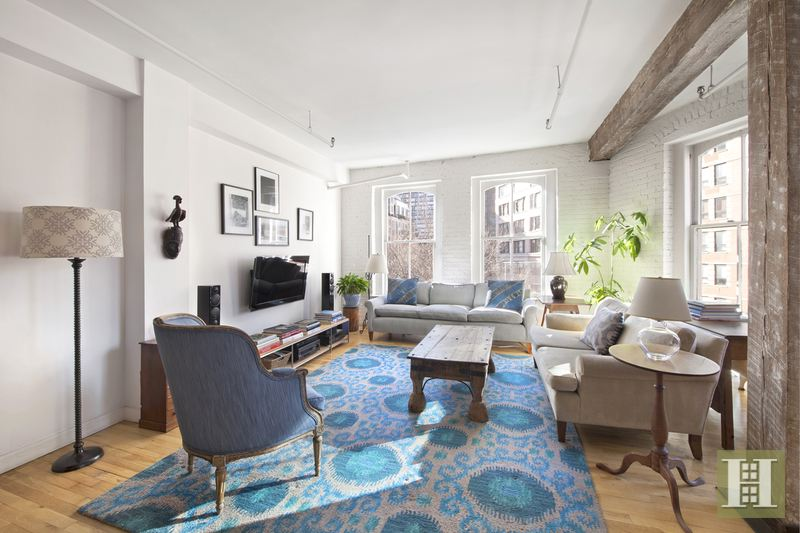 Pure Tribeca Charm, Tribeca, NYC, 10013, $3,650,000, Sold Property, Halstead Real Estate, Photo 2