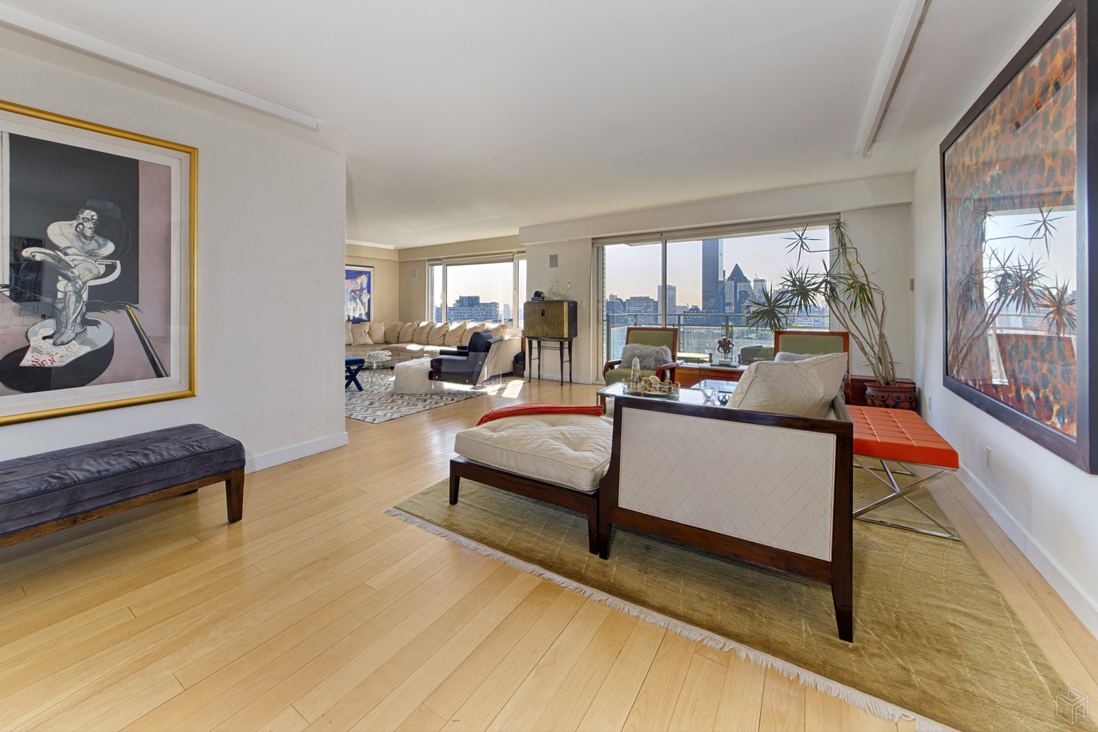 303 East 57th Street 34g, Midtown East, NYC, 10022, $2,500,000, Property For Sale, Halstead Real Estate, Photo 2