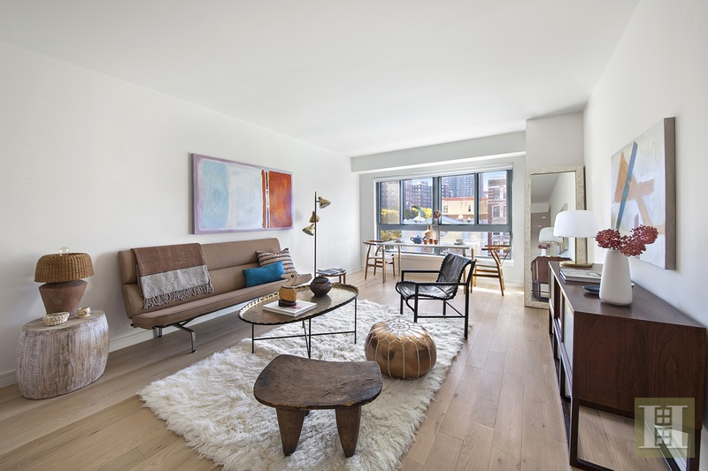 2231 Adam Clayton Powell 611, Upper Manhattan, NYC, 10027, $1,035,000, Sold Property, Halstead Real Estate, Photo 1