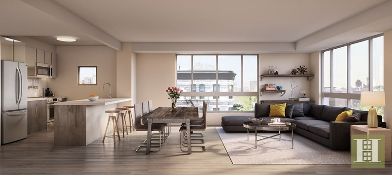 2231 Adam Clayton Powell 619, Upper Manhattan, NYC, 10027, $816,500, Sold Property, Halstead Real Estate, Photo 1