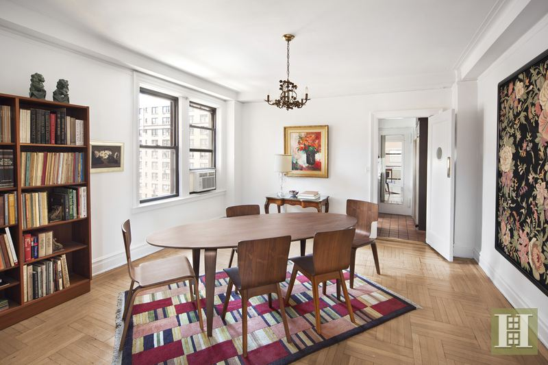 522 West End Avenue 11C, Upper West Side, NYC, $1,095,000, Web #: 14664836