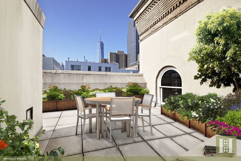 The Dietz Lantern Building, Tribeca, NYC, 10013, $9,500,000, Sold Property, Halstead Real Estate, Photo 12