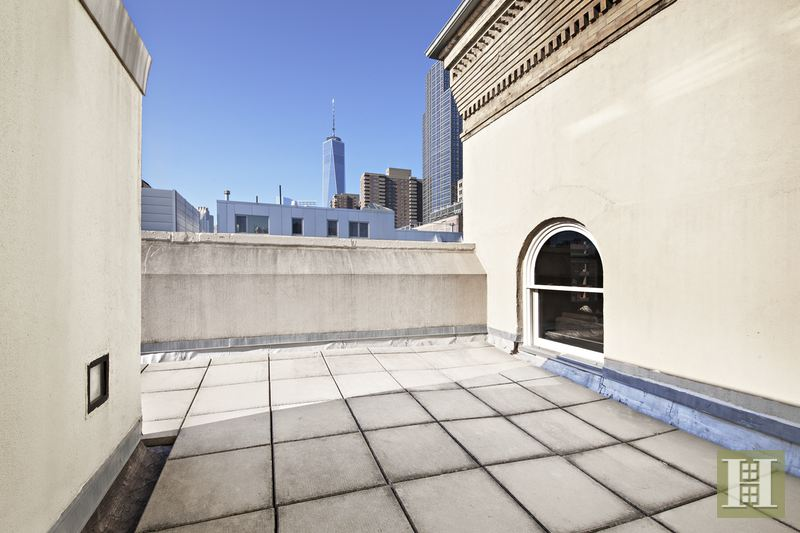 The Dietz Lantern Building, Tribeca, NYC, 10013, $9,500,000, Sold Property, Halstead Real Estate, Photo 13