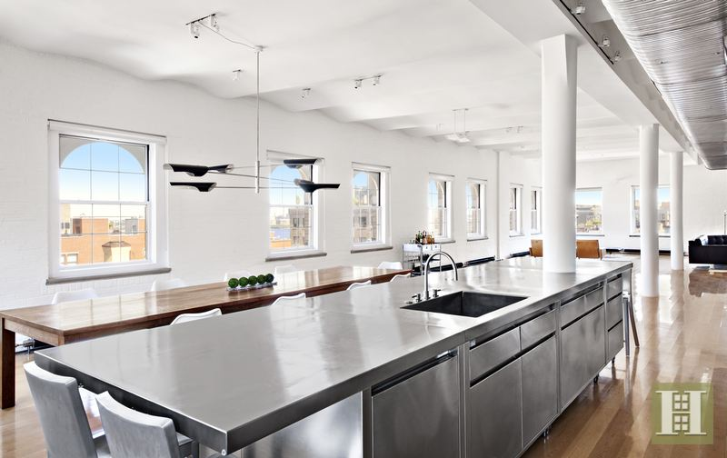 The Dietz Lantern Building, Tribeca, NYC, 10013, $9,500,000, Sold Property, Halstead Real Estate, Photo 1