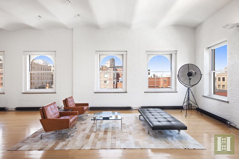 The Dietz Lantern Building, Tribeca, NYC, 10013, $9,500,000, Sold Property, Halstead Real Estate, Photo 2