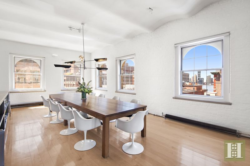 The Dietz Lantern Building, Tribeca, NYC, 10013, $9,500,000, Sold Property, Halstead Real Estate, Photo 4