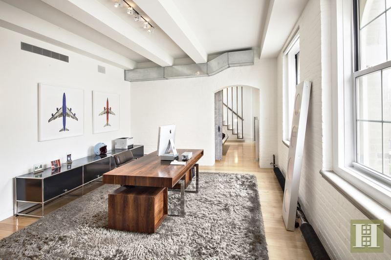 The Dietz Lantern Building, Tribeca, NYC, 10013, $9,500,000, Sold Property, Halstead Real Estate, Photo 8