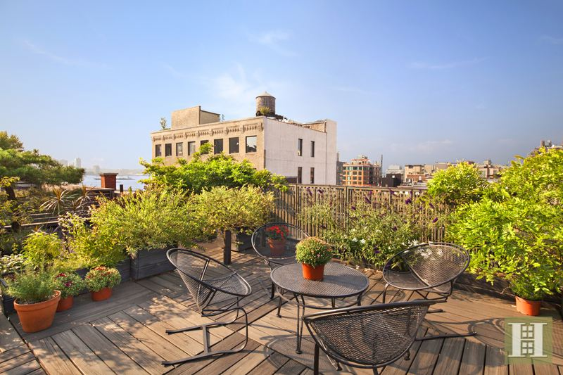 Peaceful Penthouse Loft, Tribeca, NYC, 10013, $5,250,000, Sold Property, Halstead Real Estate, Photo 11