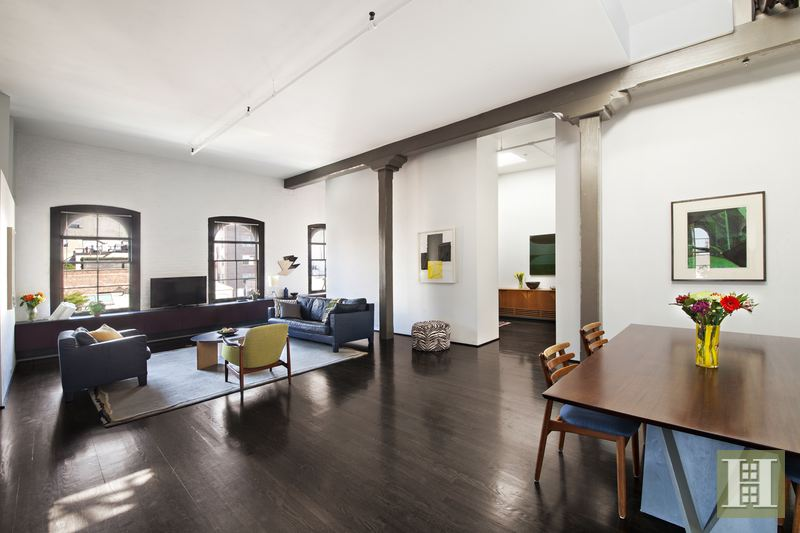 Peaceful Penthouse Loft, Tribeca, NYC, 10013, $5,250,000, Sold Property, Halstead Real Estate, Photo 2