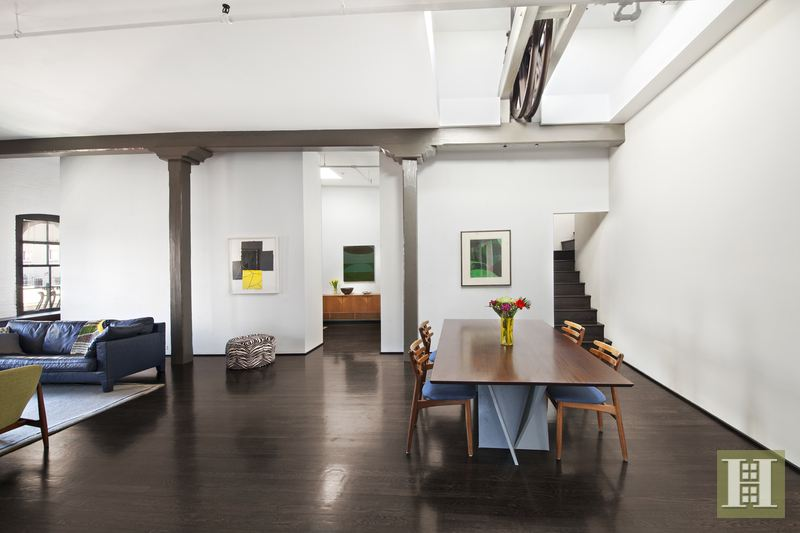 Peaceful Penthouse Loft, Tribeca, NYC, 10013, $5,250,000, Sold Property, Halstead Real Estate, Photo 3